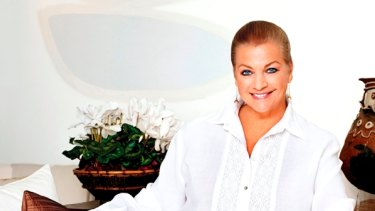 Maggie Tabberer has long been an ambassador for the brand that bears her name but is not a director or shareholder of Maggie T Corporation Pty Ltd.