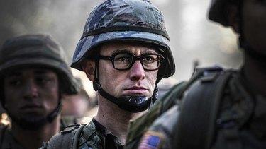 Hero or traitor? Joseph Gordon-Levitt as American whistleblower Edward Snowden.