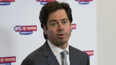 AFL boss Gillon McLachlan has placed the terrorism threat as a key agenda item at this week's meeting of the 18 clubs.
