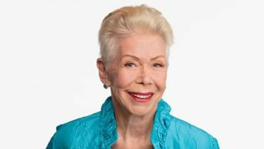 Louise Hay: the doyenne of personal development.