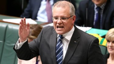 Scott Morrison rejected the sale of S. Kidman and Co's cattle properties in November.