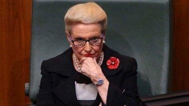Speaker Bronwyn Bishop is under mounting pressure.