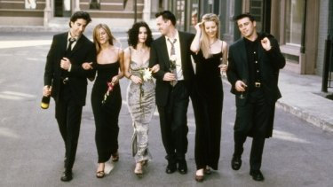Most people start to lose friends at age 25, according to a study.
