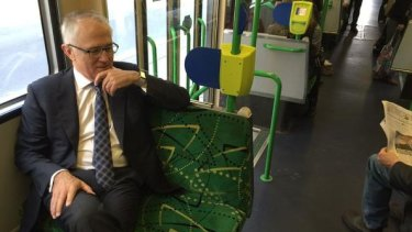 Prime Minister Malcolm Turnbull should be emboldened to invest in infrastructure projects including public transport.