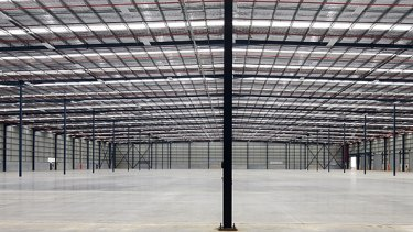 Amazon has leased a warehouse at the Goodman Bungarribee industrial estate, Eastern Creek.