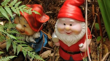 Gnomes are on the march in Dardanup.