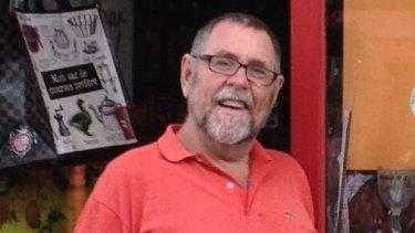 Queenslander Alan Raabe.