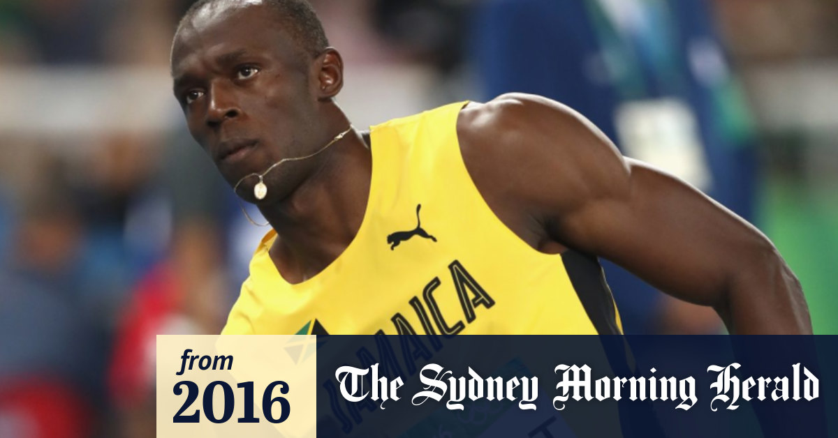 Rio Olympics 2016 Live Day 14: Usain Bolt wins gold for ...