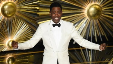 Chris Rock is in the middle of a year-long world tour with Total Blackout.