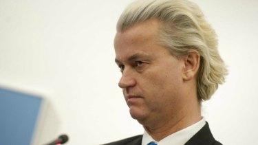 Geert Wilders plans to visit Perth next week