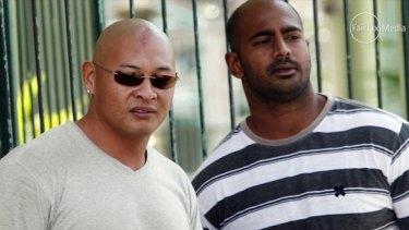 Awaiting execution: Andrew Chan and Myuran Sukumaran.