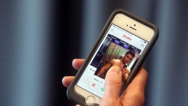 Most young west Aussies know with seconds if they swipe right.