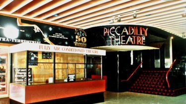 The art-deco Piccadilly Theatre on Hay Street closed in 2013.