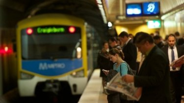 Homes will be lost for Melbourne Metro tunnel.