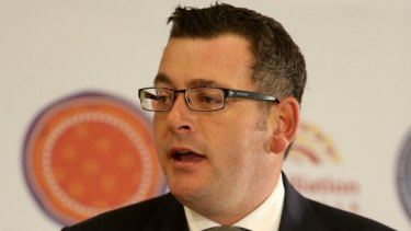 Support for Daniel Andrews among Victorians has fallen off in the wake of the CFA debacle.