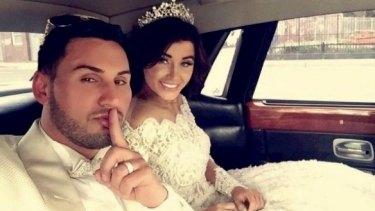 Salim Mehajer's 2015 wedding landed him in the spotlight.