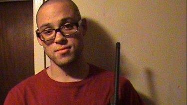 Chris Harper Mercer, the gunman in the Oregon shootings.