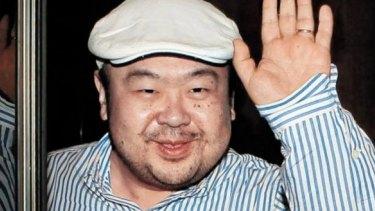 Kim Jong-nam in Macau where he indulged his passion for gambling.