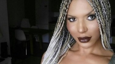 Munroe Bergdorf was L'Oreal's first transgender model, starring in its diversity campaign.