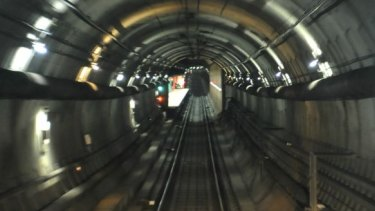 Light at the end of the tunnel has been a long time coming for those looking for mobile reception in the Loop.