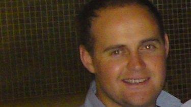Shot dead: Constable Bill Crews.