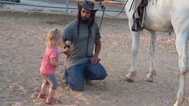 Evyatar Slonim, an Australian under administrative detention in Israel.