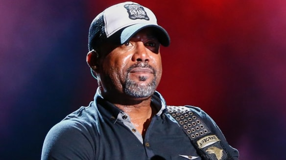 Darius Rucker's sonorous, soulful voice is a standout in the country music industry.