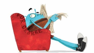 Andy Lee's first children's book uses reverse psychology on its school-aged readers.