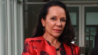 Opposition spokeswoman for human services Linda Burney.