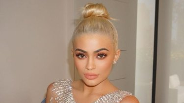 """Kylie Jenner attempted to trademark """"Kylie"""" for her business ventures."""