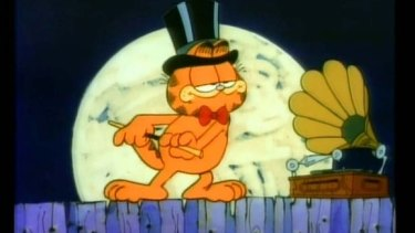 Garfield S A Boy Right How A Cartoon Cat S Gender Identity Launched A Wikipedia War