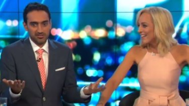 The Project co-hosts Waleed Aly and Carrie Bickmore will square off against each other for the Gold Logie.
