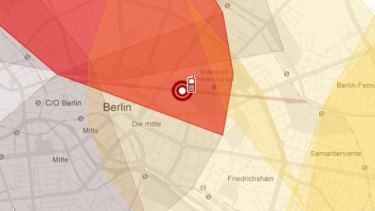 Triangulation: A German politician got his metadata from his telco and showed how it plotted his movements.