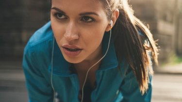 Out of breath? There may be benefits in slowing down.