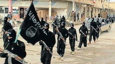 Bad reputation: Islamic State.