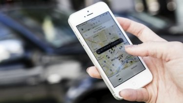 Uber says it is still waiting for Victoria to make a move on ride-sharing laws.
