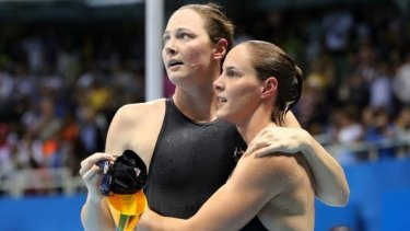 Cate and Bronte Campbell carried high expectations into Rio which fell flat.