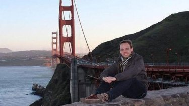 A picture from Facebook of a man believed to be 28-year-old co-pilot Andreas Lubitz.