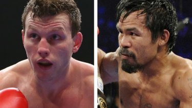 Could Suncorp host a night to remember - the match-up of Jeff Horn and Manny Pacquiao?