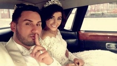 The flamboyant wedding of Salim Mehajer and his bride Aysha.