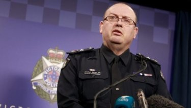 Chief Commissioner Graham Ashton says he wants all police employees to feel safe at work.