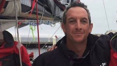 Rohan Arnold sailed the Sydney to Hobart yacht race before his arrest in Belgrade.