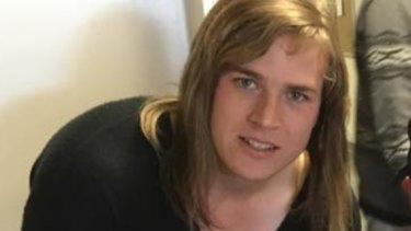 Hannah Mouncey is trying to become the first transgender person to play elite football in Australia.