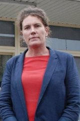 Labor candidate Trish Doyle is focusing on education.