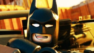A hit around the worldwide: <i>The Lego Batman Movie</i>.