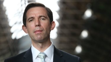 Federal Education Minister Simon Birmingham wants one funding model for all states.