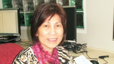Mai Mach was found dead in her Albanvale home with her grandson.