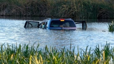 The three children died after a car was driven into a lake in Wyndham Vale.