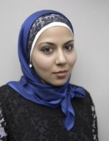 Mariam Veiszadeh founded the Islamophobia Register in 2014.
