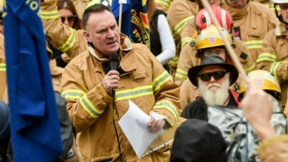 Firefighters union seeks to block release of bullying inquiry